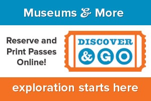 Discover and Go Museums