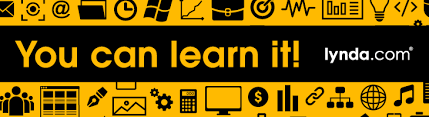 You can learn it with Lynda.com