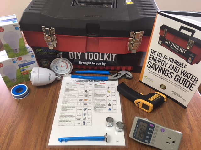 Do it Yourself Energy Saving Toolkit