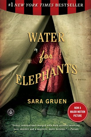 "Cover of book ""Water for Elephants"""