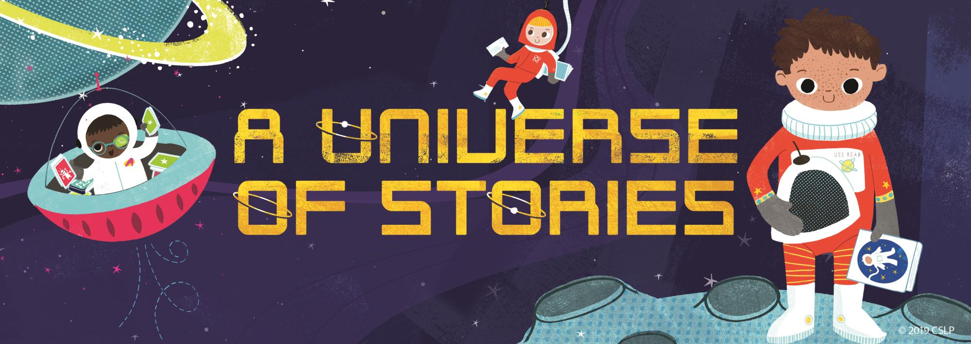 A Universe of Stories-J
