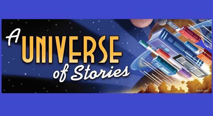 Universe of Stories-Summer Reading for adults