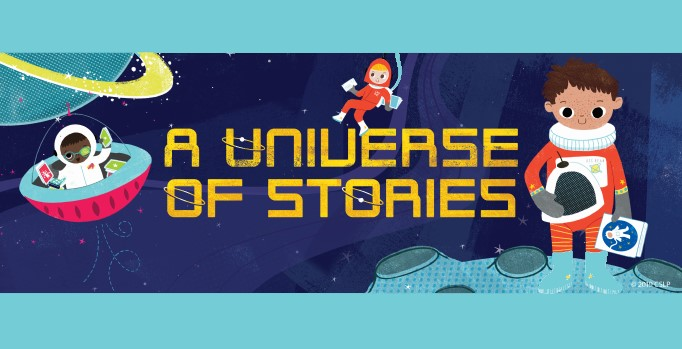 Universe of Stories-Summer Reading for kids