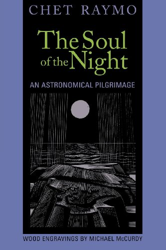 Soul of the night book jacket- moon on black background