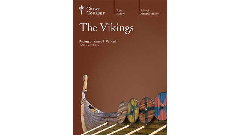 great courses the vikings cover
