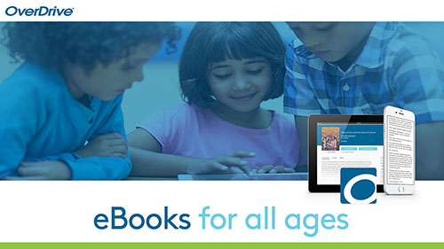 eBooks for all ages-Overdrive