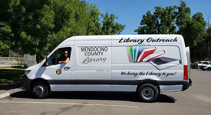 Library Outreach Vehicle